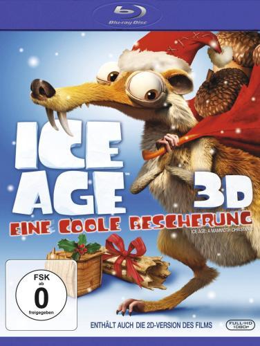 Ice Age Special: Ein coole Bescherung [3D Blu-ray] für 5,97€ @ AMAZON.DE