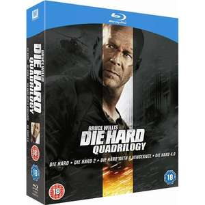 [Bluray-Box] Stirb langsam/Die Hard Quadrologie @ play.com