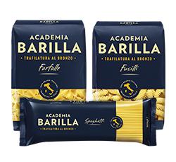 [Lidl bundesweit] 2x Acadamia Barilla Pasta 500g  für 0,98€ (0,49€/500g) dank Scondoo