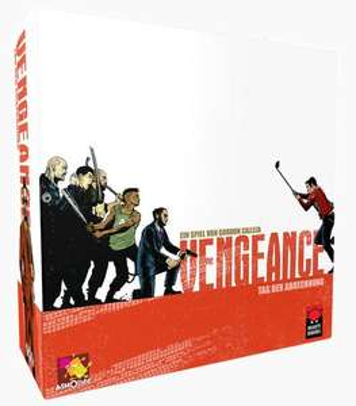 Vengeance - Tag der Abrechnung (Brettspiel) bei Fantasy In