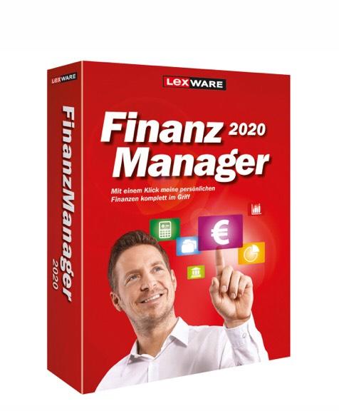 Lexware Finanzmanager 2020 für 29,99€ bei Notebooksbilliger
