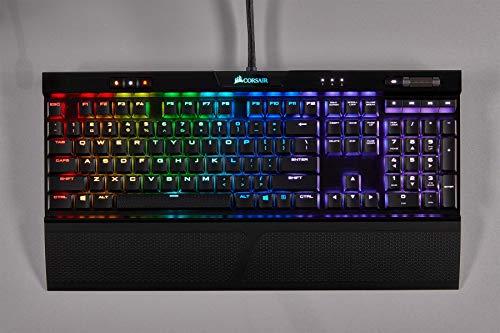 [Amazon] Corsair K70 RGB MK.2 Low Profile   Mechanische Tastatur (Cherry MX Speed Low Profile)
