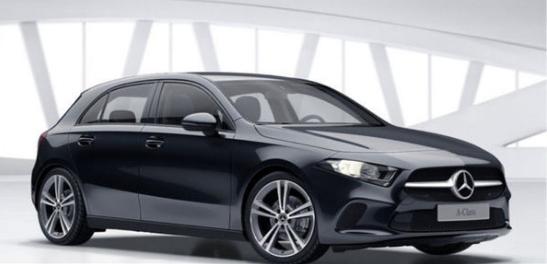 [Privatleasing mit Umweltprämie] Mercedes-Benz A 180 (136 PS) für mtl. 49€, LF 0,13, 24 Monate, 10.000 km