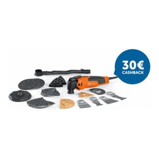 Fein Oszillierer FMM 350 QSL MultiMaster Top 30€ cashback möglich 167,77€