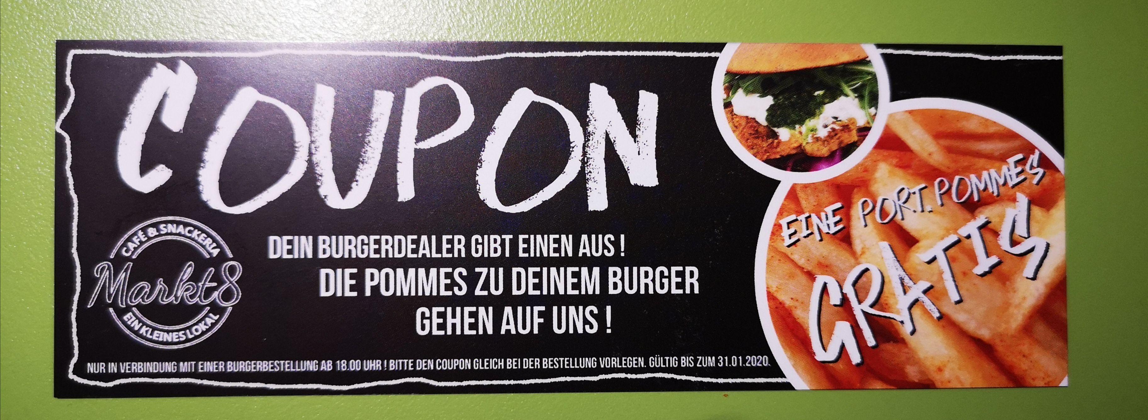[Saalfeld 07318] Cineplex besuchen & Gratis Pommes im Markt 8 genießen