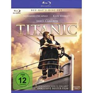 Amazon: Titanic [2D Blu-ray] für EUR 10,97