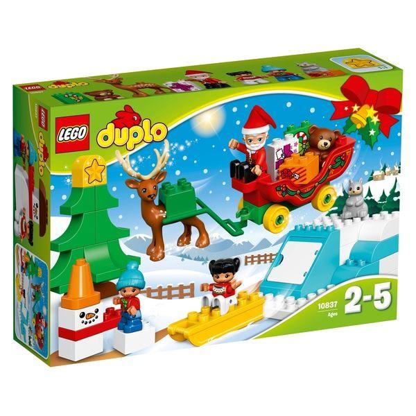 LEGO Duplo - Winterspaß mit dem Weihnachtsmann [Lokal Smiths z.B Karlsruhe uvm]