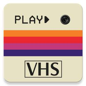[Google Playstore] 1984 Cam – VHS Camcorder, Retro Camera Effects
