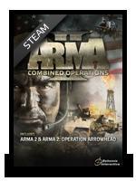[Steam] ArmA2: CO für 12,50€ @Bistudio.com (Shop des Entwicklers)
