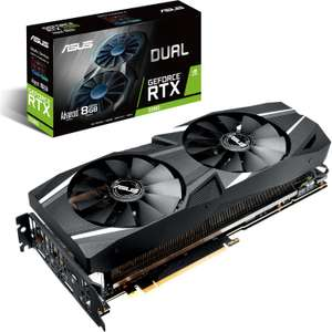 [ebay.de] ASUS Dual GeForce RTX 2080 Advanced 8GB über Notebooksbilliger.de