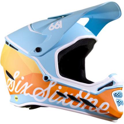 MTB Helm MIPS Fullface SIXSIXONE Reset - 2 Farben