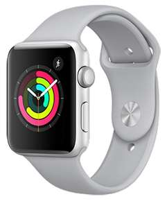[O2 Shop] Apple Watch Series 3 GPS 38mm Sport oder Nike | 42mm Sport oder Nike