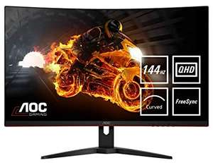 (MediaMarkt.de) AOC CQ32G1 31.5 Zoll QHD Gaming Monitor