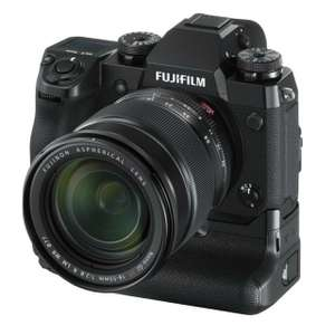 Fujifilm X-H1 mit XF 16-55mm /2,8 R LM WR und VPB-XH1 Batteriegriff | Weitere Bundles extrem günstig!