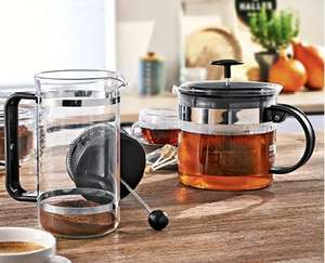 [Aldi Süd] Bodum Bistro Nouveau Teekanne 1,5 l oder French Press 1,0 l ab Do, 10.10.19