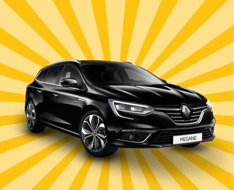 [Gewerbe] Renault Megane Kombi (Vorführwagen) im Leasing für 39€ netto / Monat
