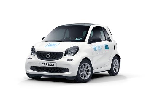 Ausgewählte Car2go Smart mieten in Berlin, Hamburg & München ab 0,05€/min bis 31.10.2019