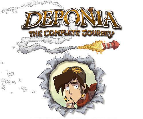 Deponia The Complete Journey für 0,01€ (Steam Key, multilingual, Windows / Mac (bis 10.14) / Linux)