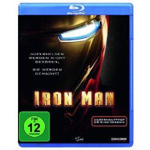 [Lokal] Iron Man & Iron Man 2 auf BluRay für jeweils 5€ bei Conrad Hannover