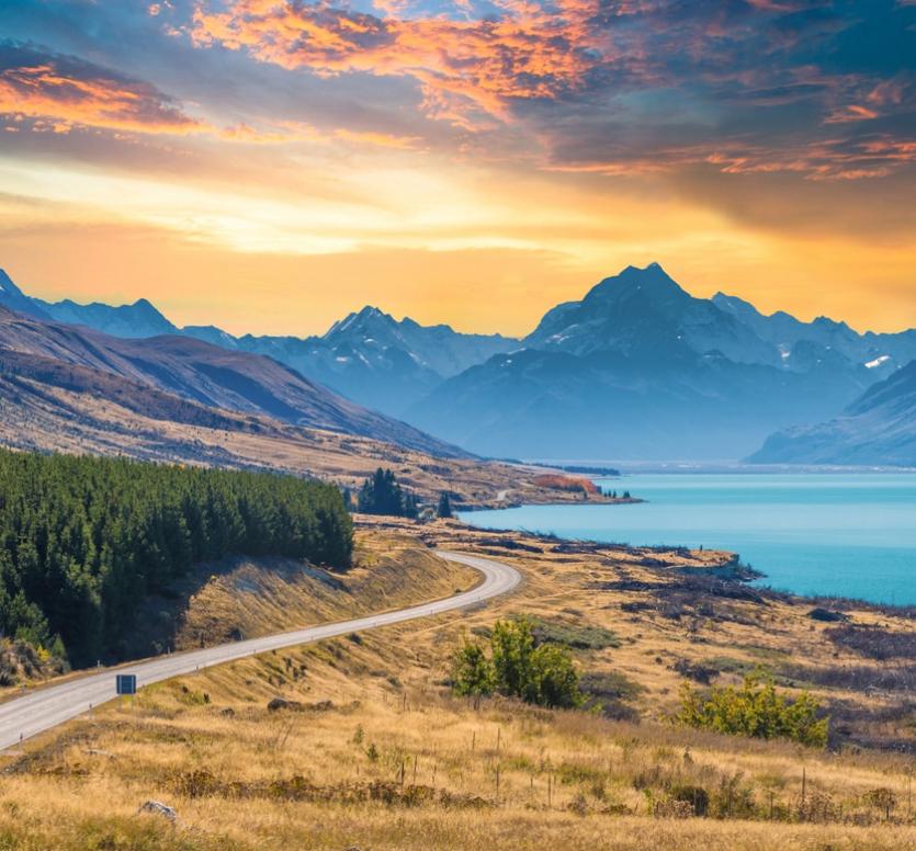 Flüge: Neuseeland [Feb - Mai] Hin und Zurück von Frankfurt nach Auckland ab 512€ inkl. Gepäck und inkl. gratis Hotelzimmer bei Zwischenstopp
