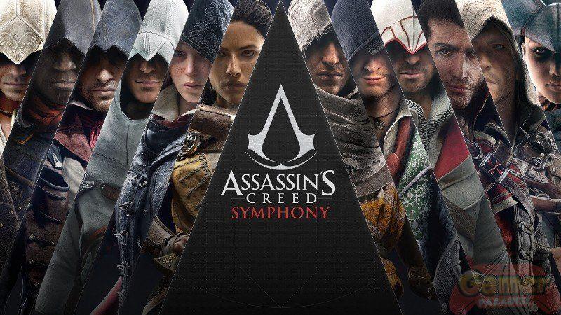2x Assassin's Creed Symphony Tickets, 08.11.2019 in Berlin für 44€ statt 97€!