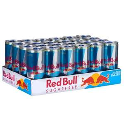 [Zoobee Neukunden] 48 Dosen Red Bull Sugarfree für 0,60€ / Zero Calories 0,64€ / Normal 0,74€ pro Dose + Pfand inkl. Lieferung