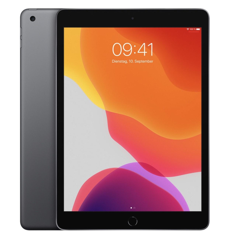 [Lokal] Real Aschaffenburg - Apple iPad 2019 32 GB Wifi only Space Grey