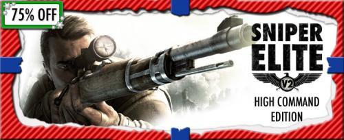 [Steam] Sniper Elite V2 €9.99 @getgames