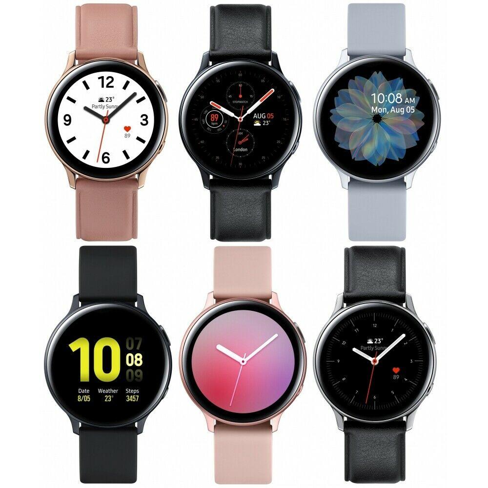 Samsung Galaxy Watch Active 2 - R830 (40mm) für 251,91€ oder R820 (44mm) für 269,91€ [ebay+]