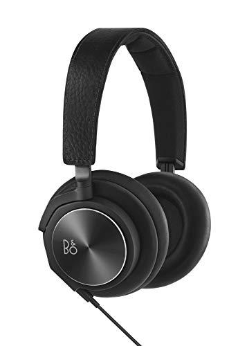 Over-Ear-Kopfhörer Bang & Olufsen BeoPlay H6 2nd Generation schwarz (geschlossen, Klinke, 1.2m Kabel mit Mikrofon und Fernbedienung, 230g)