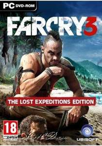 Far Cry 3 - The Lost Expedition Edition [Uncut] [Eu] [Ubisoft]