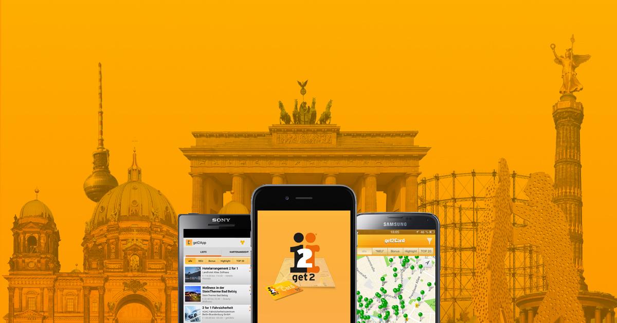 GET2CARD BERLIN FAST 25 % GÜNSTIGER!