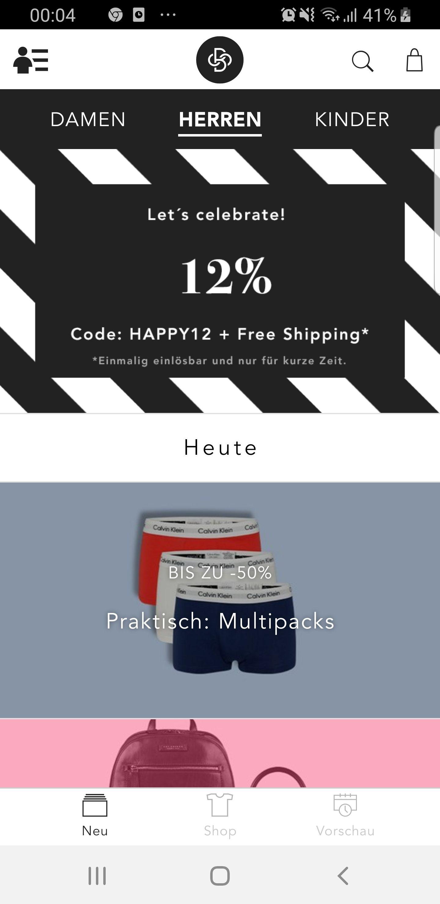 Bestsecret 12% Gutschein + Versandkostenfreie Lieferung