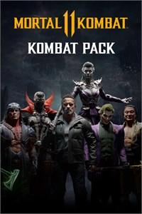 Mortal Kombat 11 - Kombat Pack DLC (6 Neue Kämpfer) (Xbox One/PS4) 23,99€ | Hauptspiel 41,99€