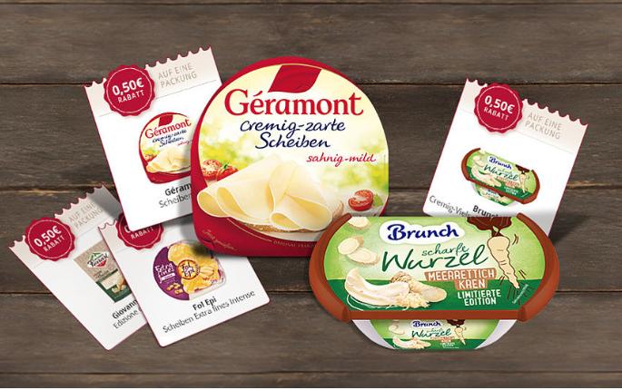 *Ich liebe Käse*  wieder da mit vielen Sorten ! bis zu 6€ sparen
