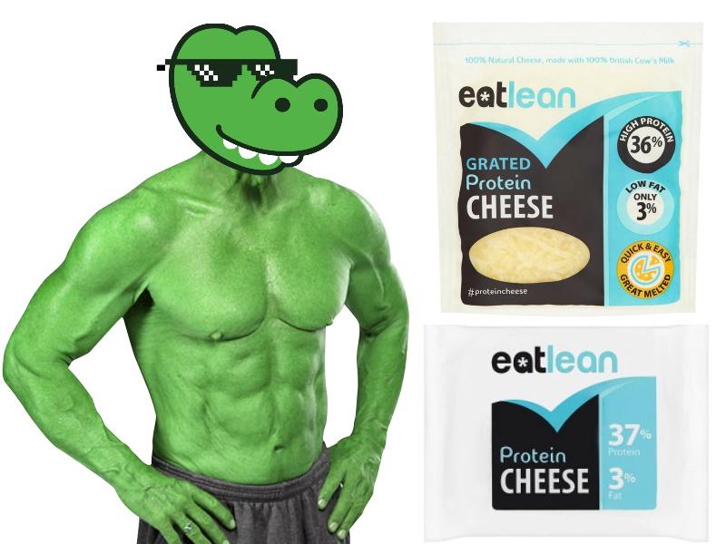Pumpermarkt [KW42]: z.B. 180/200g Eatlean Protein Cheese für 1,99€ bei Kaufland ab Donnerstag