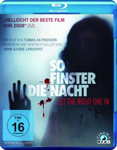 [Amazon.de] So finster die Nacht - Blu Ray - 6,97€