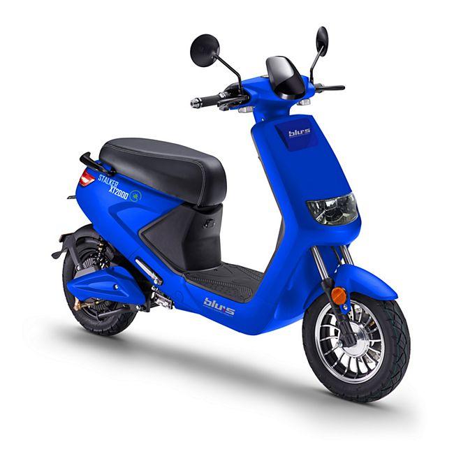 Netto (ohne Hund) onlineshop Blues XT2000 E-Roller LiIon-Akku 999,99€