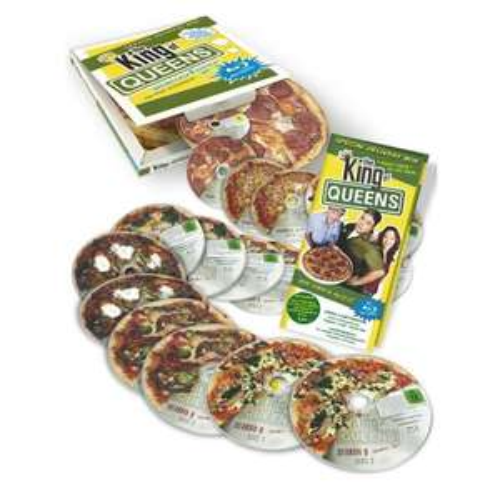 The King of Queens - Die komplette Serie in der Pizzaschachtel [18 Blu-rays] für 111,97€ @Amazon