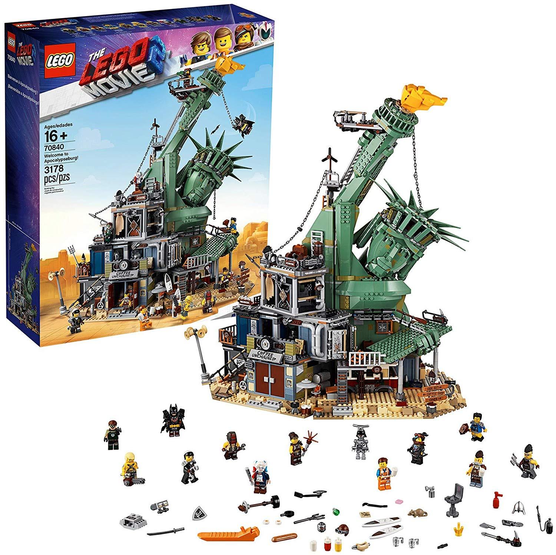 LEGO - The LEGO Movie 2  - 70840 - Willkommen in Apokalypstadt! Amazon.it inklusive Versand
