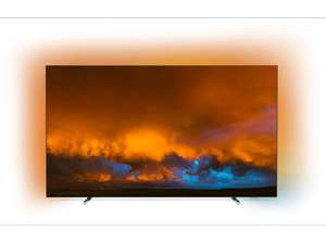 """PHILIPS 55OLED804/12 55"""" UHD 4K OLED HDR10+ Dolby Vision Fernseher mit Ambilight 