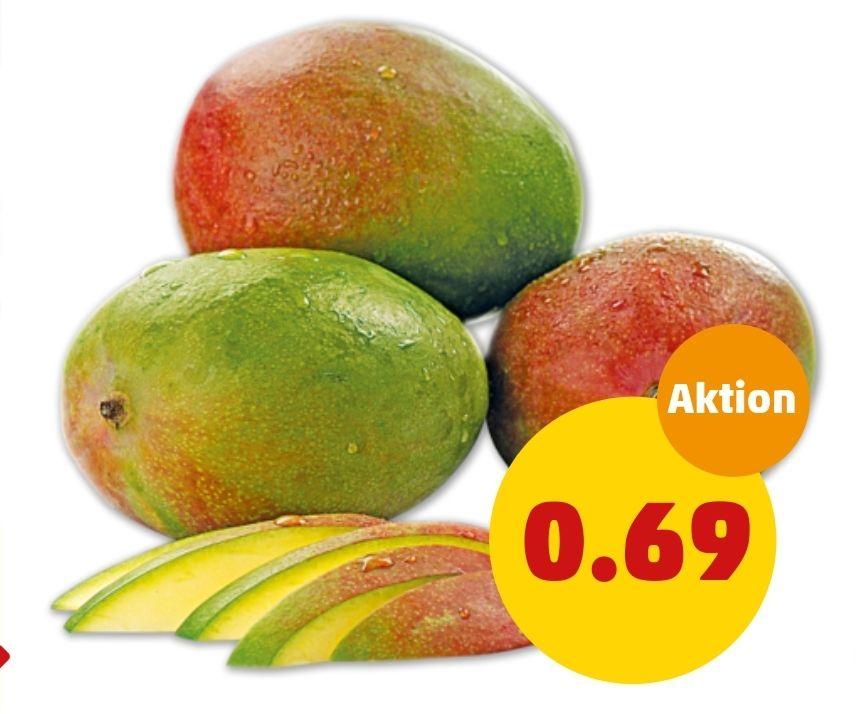 [Penny] Ab 14.10 Faserarme Mango für 0.69€