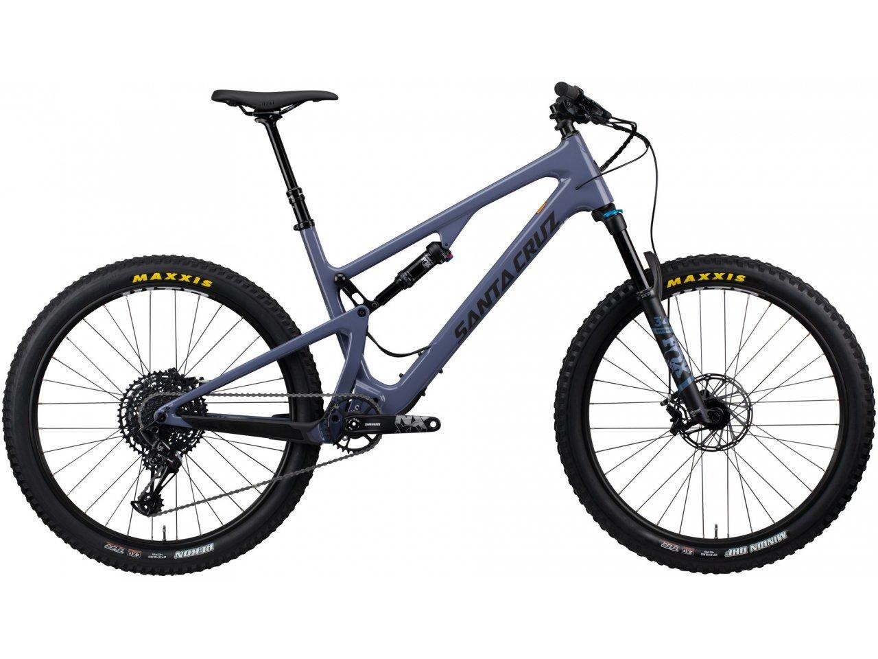 MTB Santa Cruz 5010 3 C R-KIT 27,5+ (Carbon/Eagle NX/13,67kg) - 2018 (XL)
