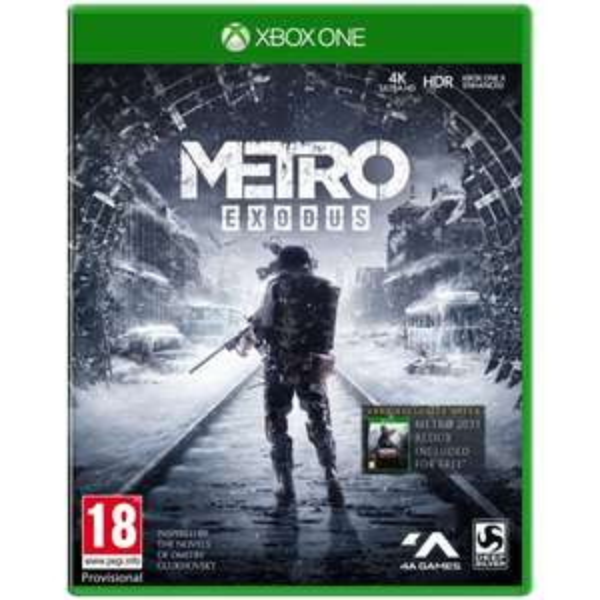 Metro Exodus (Xbox One) für 26,98€ (Shop4DE)