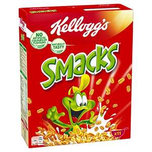 (Amazon Prime) Kellogg's Frosties (4x 330g) & Smacks (4x 330g) bei Amazon im Angebot