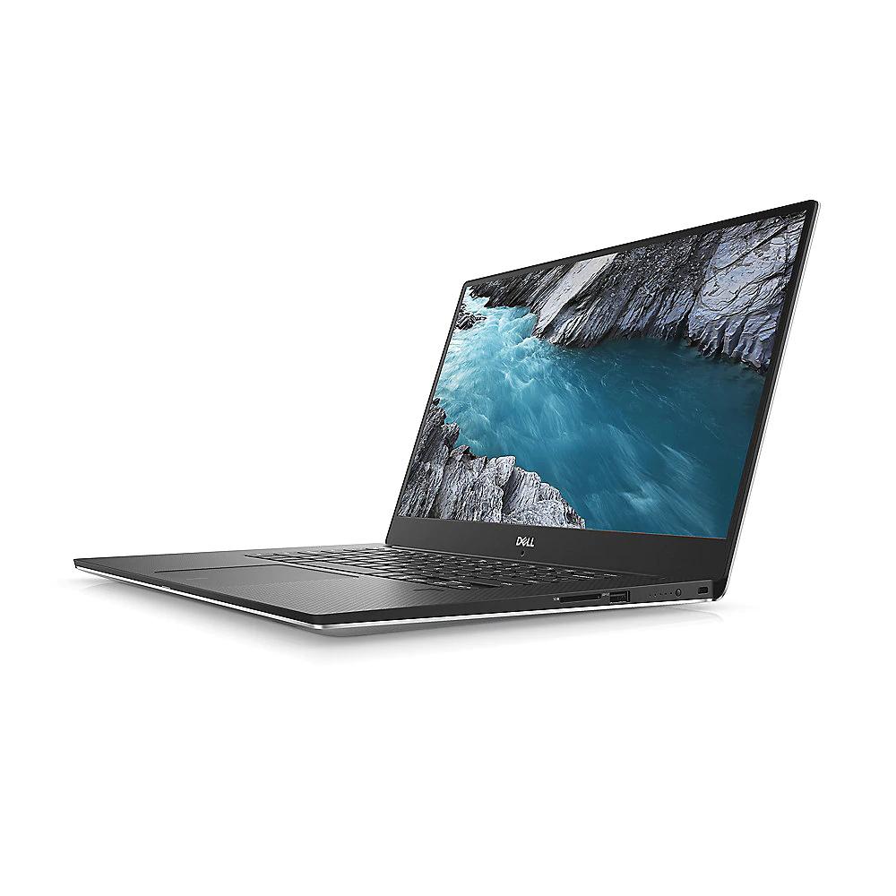 Ultrabook DELL XPS 15 9570 Notebook i5-8300H 8 GB RAM - GTX1050 1000 GB 128 GB SSD, Thunderbolt 3, Akkulaufzeit bis 11 h, 1,8 kg
