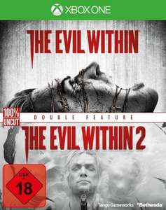 The Evil Within Double Feature (Xbox One) für 9,99€ (GameStop)