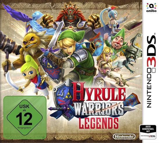 Hyrule Warriors Legends (3DS) für 15,99€ (GameStop)