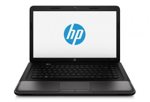 HP 655 Notebook, 39,6 cm (15,6 Zoll), AMD Dual-Core E2-1800 Windows 8 für 299€
