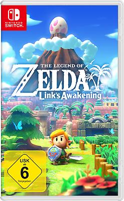 The Legend of Zelda: Link's Awakening (Nintendo Switch) [Ebay Mediamarkt Click & Collect]